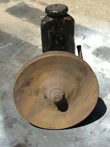 Power Steering Pump fits 1967-1970 Pontiac Bonneville,Catalina,Executive,Firebir