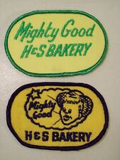 Vintage IRONKIDS BREAD COLONIAL BREAD BAKERY Patch 00RG