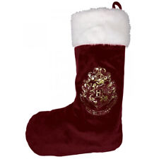 Harry Potter Festive Christmas Hogwarts Stocking