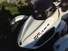 "16"" SET BRP CAN-AM SPYDER STICKER DECAL  (#719)"