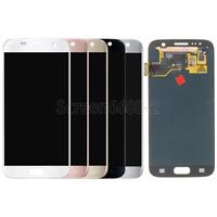 Lcd Display Touch Screen Schermo Vetro Per Samsung Galaxy S7 SM-G930F G930+Tool