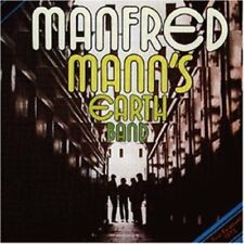 Manfred Mann's Earth Band Same (1972)  [CD]