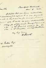 War of 1812, Second Seminole, Mexican-American Officer Writes from Arsenal--1833