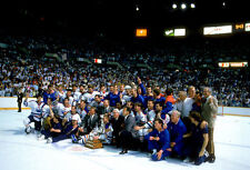 Edmonton Oilers 1988 Stanley Cup Champions 8x10 Photo