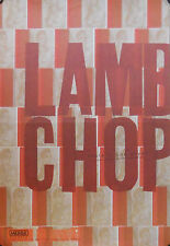 LAMBCHOP, TOOLS IN THE DRYER POSTER (L9)