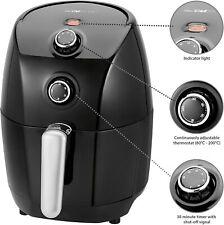 Clatronic FR 3698 H - Friggitrice ad aria calda, senza olio e grasso, capacità 1