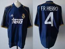 MAGLIA REAL MADRID ADIDAS 1998-99 HIERRO CALCIO CAMISETA TRIKOT MAILLOT SHIRT V