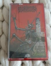 SADISTIK EXEKUTION - 30 years of agonizing the Dead! Cassette Tape Metal Mayhem
