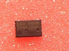 5x Epson Seiko sg8002jf PHF 40mhz 5v -40/+85 program. quartzoszillator SMD