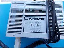 Inter-Tel  ECA INC 8129  662.0810  115V O/P 30.5, 12 .5 -12.5 & 5V Power Supply