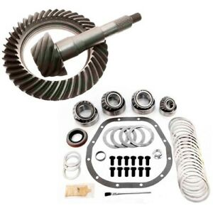 3.73 RING AND PINION & MASTER BEARING INSTALL KIT - FITS FORD 10.25 & 10.5