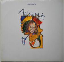 LP EU**MILES DAVIS - AMANDLA (WARNER BROS. '89 / OIS)**29852