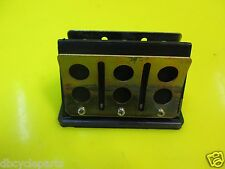 1994 94 SKIDOO SKI DOO FORMULA MACH Z INTAKE REED CAGE VALVE ASSEMBLY