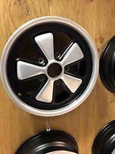 """1 Stück 5,5j / 6j / 7j oder 8j x 15"""" F-Model Porsche Fuchs Felge restaurieren"""