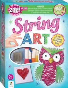 String Art Craft Kit  Owl