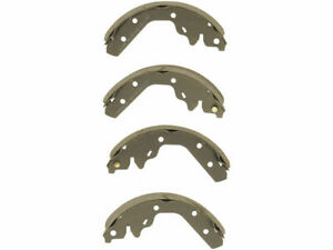 For 1985-1988 Dodge 600 Brake Shoe Set Rear API 35376ST 1986 1987