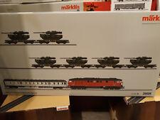 Marklin 26606 set militare H0