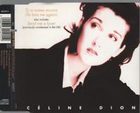 Celine Dion Pour Que Tu M'aimes Encore CD MAXI uk vol 2