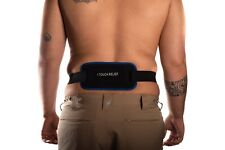 ITouch Belt TENS Unit EMS Conductive Back Belt with Integrated Electrode Pads