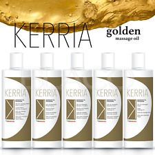 Kerria Golden Olio da Massaggio Professionale - 500ml