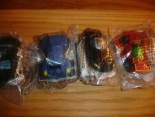 MCDONALDS HAPPY MEAL TOYS UK Hot wheels Set completo di 4 Nuovo di zecca in confezione