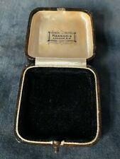 Antique empty jewellery box - Harrods