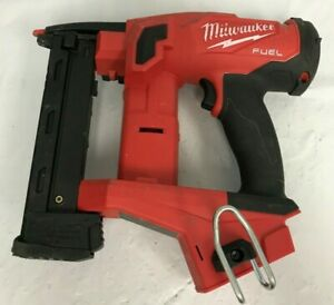 Milwaukee 2749-20 M18 FUEL Li-Ion 1/4 in. Narrow Crown Stapler Tool Only, VG