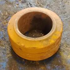 10 X 4 X 6 - 1/4 Forklift Press On Tire