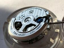 TAG Heuer movement 1887 chronograph. New stock, perfect condition.