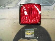 PI235 PI4 PILOTO TRASERO CUADRADO COLOR ROJO CAMION AUTOBUS TRACTOR REMOLQUE CAR