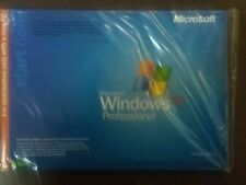 Genuine Microsoft Windows XP Professional w/SP2 OEM - License COA + CD - 1 PC EN