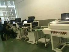 Automatic SMT line: NeoDen4 with vision+Reflow oven+Solder printer+Conveyor- J
