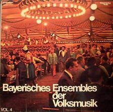 Bayerisches Ensembles der volksmusik - vol.4 LP