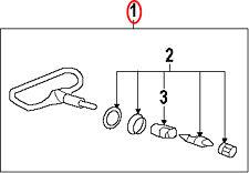New OEM FACTORY Mitsubishi TIRE PREASSURE MONITOR SENSOR TPMS 4250B975