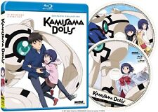 Kamisama Dolls . The Complete Series Collection . Anime . 2 Blu-ray . NEU . OVP