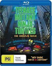 Teenage Mutant Ninja Turtles - The Original Movie (Blu-ray, 2013)