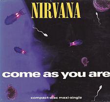 Nirvana- Come as You are cd maxi single Digipack