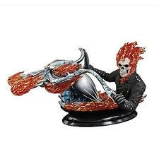 Marvel Comics Movies GHOST RIDER Movie Bust statue figure SEALED, Shield