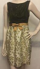 True Vintage Dress Multicolor Sz S Dress