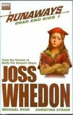 Marvel's Runaways  Dead End Kids (Premiere HC)  Joss Whedon BRAND NEW!!