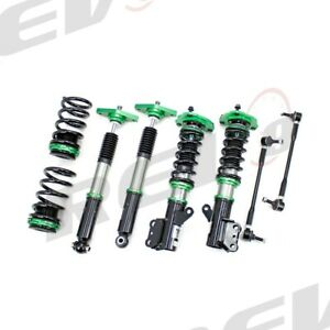 REV9 32 DAMPING HYPER-STREET 2 MONO COILOVERS FOR 11-16 HYUNDAI GENESIS COUPE