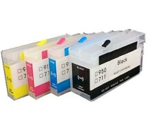 Refillable ink Cartridge 950 951 952 953 954 without chip for officeJet Pro