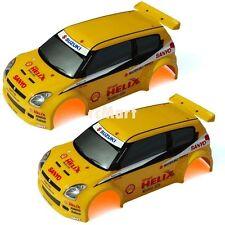 COLT 1:10 Mini Body Swift M2309 x 2pcs Combo RC Cars M-Chassis Touring #M2309 x2