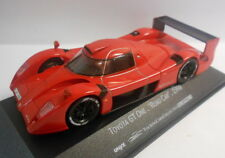 Onyx 1/43 Scale - XLM99015 TOYOTA GT ON 'ROAD CAR' 1998 RED