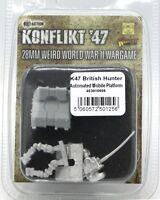 Konflikt '47 453010606 K47 British Hunter Automated Mobile Platform (Construct)