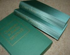 Jane Eyre / Wuthering Heights - Charlotte Bronte - Folio Society 1995