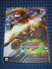 RARE! PS3 SNK King of Fighters XII 12 Bonus Thin Sheet Mouse Pad KOF JAPAN F/S