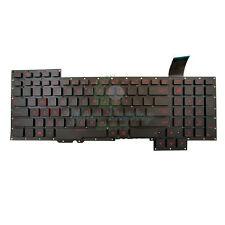 Genuine New ASUS ROG G751JY-QH72-CB G751JY-T7051H G750JZ-XS72 Laptop Keyboard US