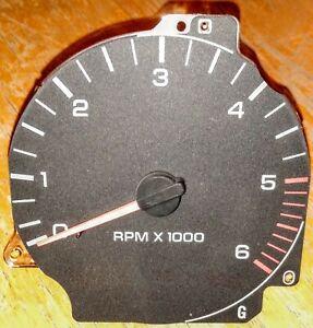 94-97 Dodge Ram 1500 2500 3500 Instrument Cluster Tach Tachometer Gauge OEM