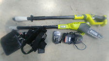 RYOBI P4360 8 in. 18V Lithium-Ion Cordless Pole Saw With Battery & Charger